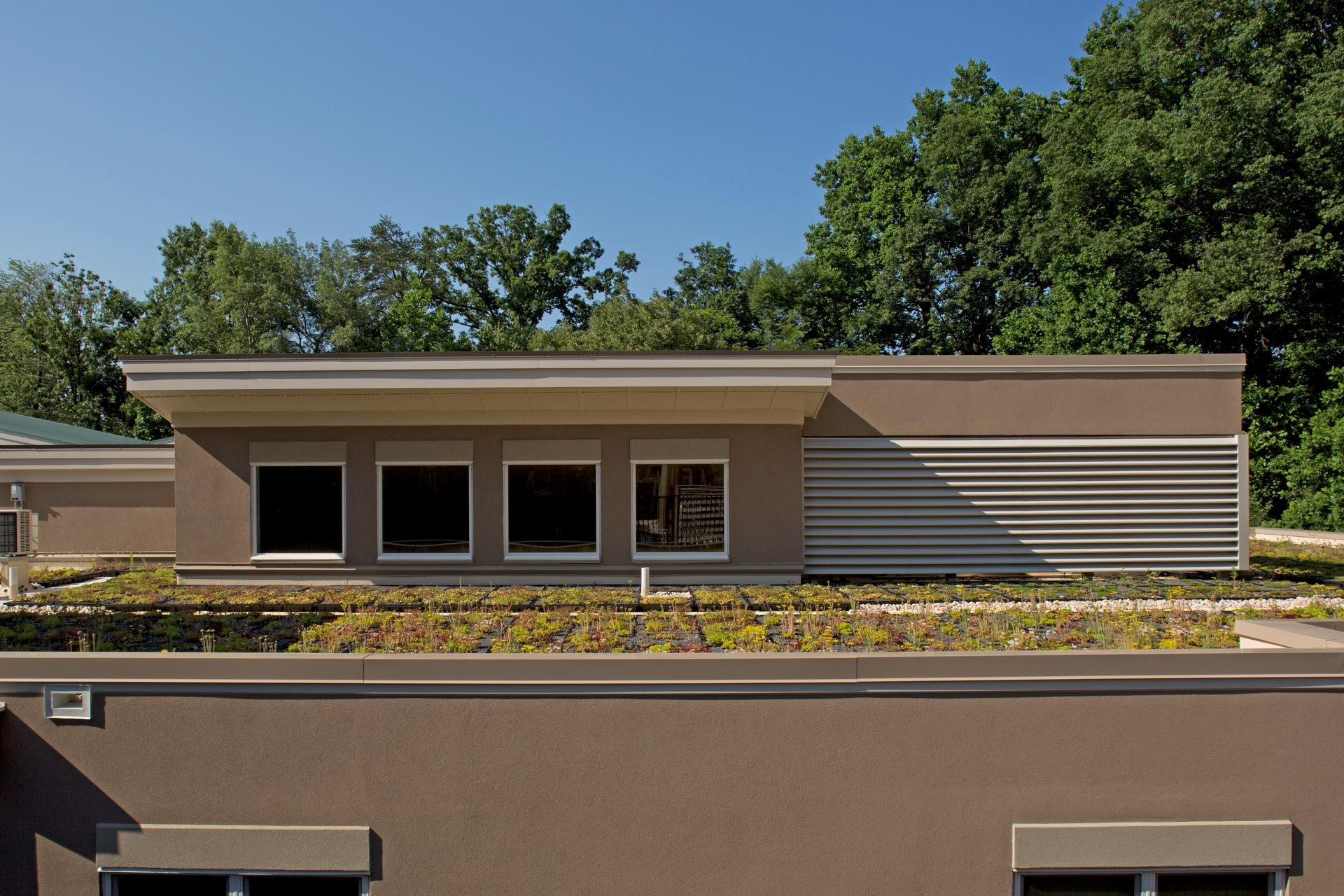 Assisted Living, Memory Care Design THW Green Roof