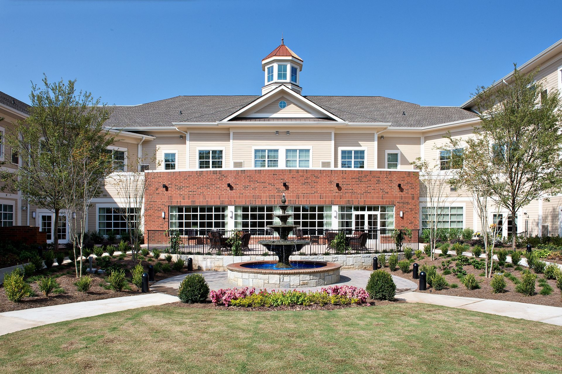 Sterling Estates Assisted Living Design THW Spa