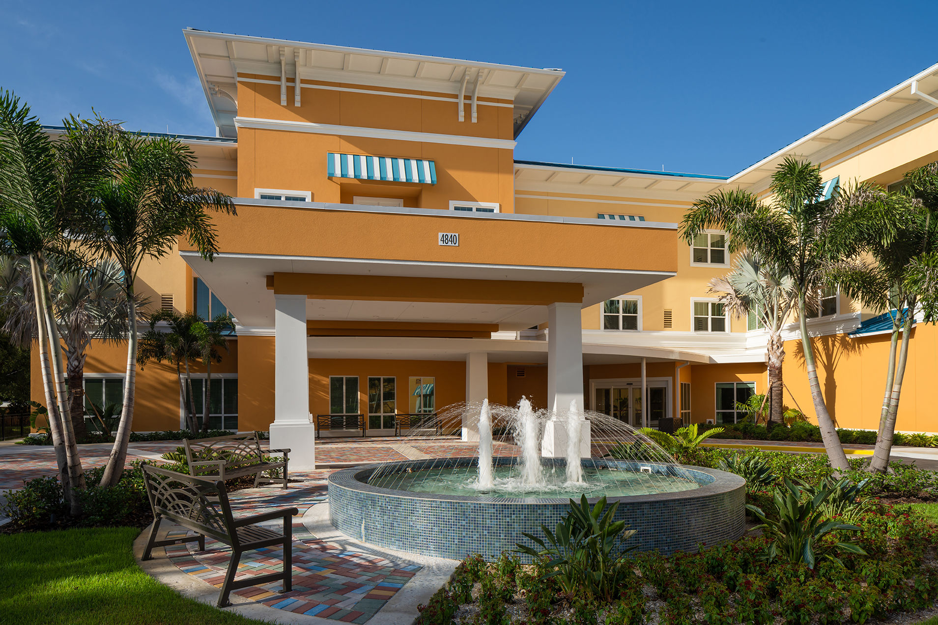 Symphony Delray Assisted Living Senior Living Architects
