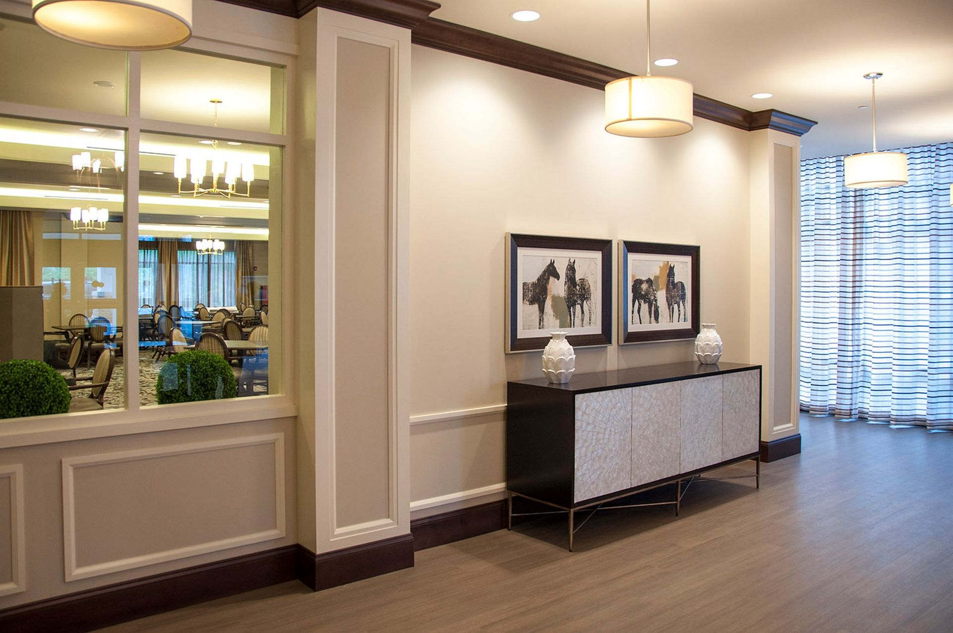 Tribute at Heritage Village Assisted Living Design THW