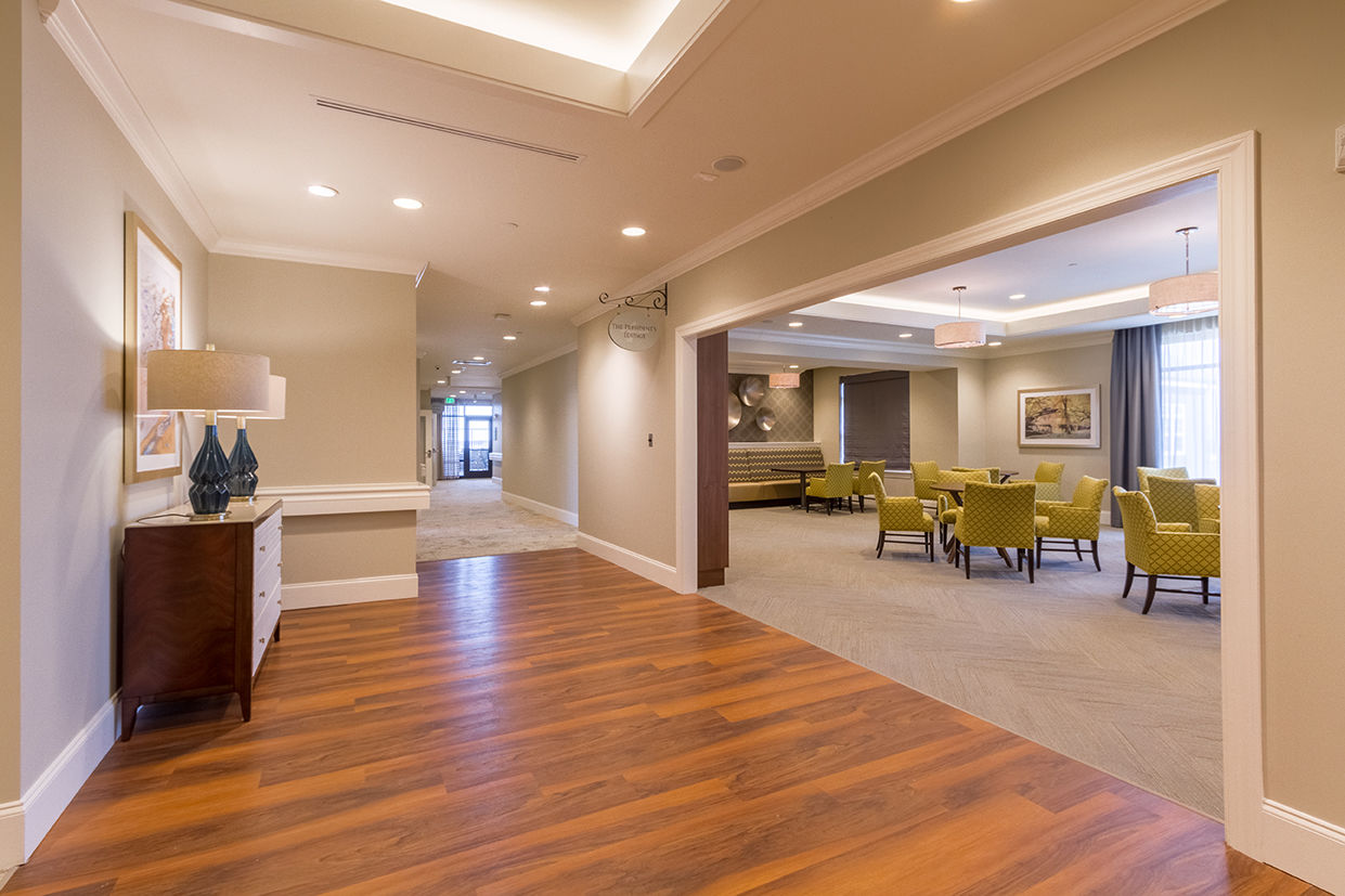 Senior Living Architects Virginia THW Design